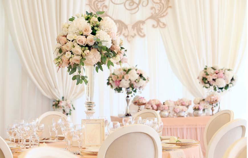 Svatební dekorace skladem ihned k zapůjčení